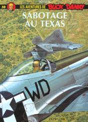 Les aventures de Buck Danny T.50 ; sabotage au Texas - Intérieur - Format classique
