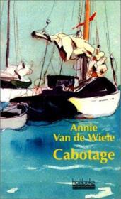 Cabotage - Couverture - Format classique