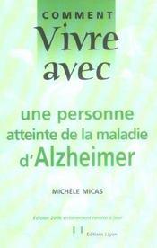 Comment Vivre Avec Une Personne Atteinte De La Maladie D'Alzheimer - Intérieur - Format classique