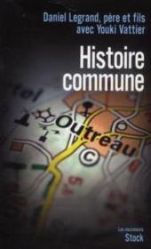 Histoire commune - Couverture - Format classique