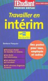 Travailler en interim - Intérieur - Format classique