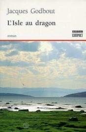 La Isle Au Dragon - Couverture - Format classique