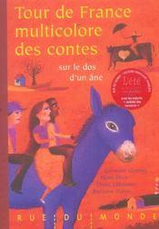 Tour de france multicolore des contes sur le dos d'un âne - Intérieur - Format classique