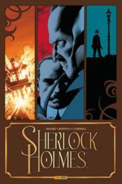 Sherlock Holmes t.1 - Couverture - Format classique