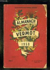 Almanach Vermot 1958. - Couverture - Format classique