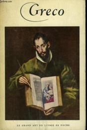 Greco ( 1541 - 1614 ). Collection : Le Grand Art En Livres De Poche N° 2. - Couverture - Format classique