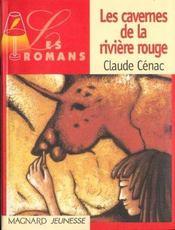Les Cavernes De La Riviere Rouge - Intérieur - Format classique