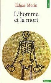 L'homme et la mort - Intérieur - Format classique