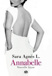 Annabelle t.2 ; nouvelle leçon - Couverture - Format classique