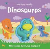 Mon livre squishy ; dinosaures - Couverture - Format classique