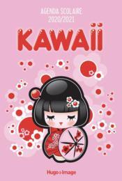 Agenda scolaire kawaii (édition 2020/2021) - Couverture - Format classique