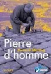 Pierre d'homme - Couverture - Format classique