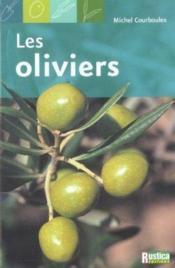 Les Oliviers - Couverture - Format classique