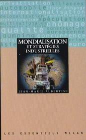Mondialisation et strategies industrielles - Intérieur - Format classique