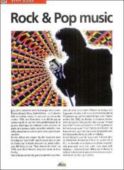 Petit Guide T.147 ; Rock Et Pop Music - Couverture - Format classique