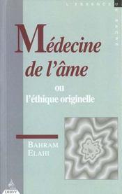 Medecine De L'Ame - Intérieur - Format classique