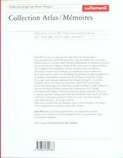 Atlas de l'an mil ; sociétés et cultures dans le monde, les premiers liens - 4ème de couverture - Format classique