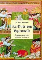 Guerison spirituelle - Couverture - Format classique