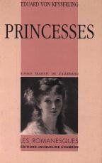 Princesses - Couverture - Format classique