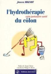 Hydrotherapie du colon (l') - Couverture - Format classique