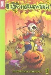 I luv halloween t.1 - Intérieur - Format classique