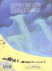 Icariades (integrale) - 4ème de couverture - Format classique