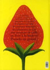 Pomelo grandit - 4ème de couverture - Format classique