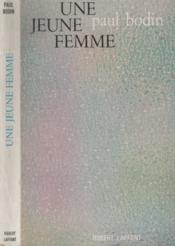 Une jeune femme - Couverture - Format classique
