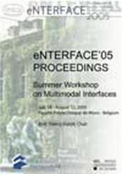Participant'List Enterface'05 - Couverture - Format classique