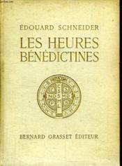 Les Heures Benedictines. - Couverture - Format classique