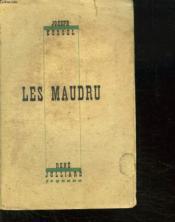 Les Maudru. - Couverture - Format classique