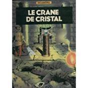 La crane de cristal - Couverture - Format classique