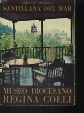 Museo Diocesano Regina Coeli. Santillana Del Mar. - Couverture - Format classique