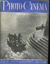 PHOTO CINEMA - DOCUMENTATION - TECHNIQUE - INFORMATIONS - 29e ANNEE - N°569 - Couverture - Format classique
