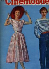 CINEMONDE - 21e ANNEE - N° 996 - Le film raconté complet en couleurs: LES TROIS MOUSQUETAIRES - Couverture - Format classique