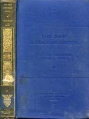 The New Economic Order - Couverture - Format classique