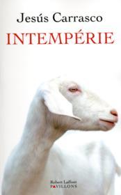 Intempérie - Couverture - Format classique