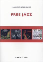 Free jazz - Couverture - Format classique
