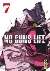 No guns life T.7 - Couverture - Format classique