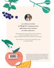 Clemfoodie ; les meilleures recettes gourmandes & riches en légumes - 4ème de couverture - Format classique