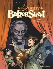 Les quatre de Baker Street T.9 ; le dresseur de canaris - Couverture - Format classique