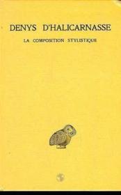 Opuscules rhétoriques t.3 - Couverture - Format classique