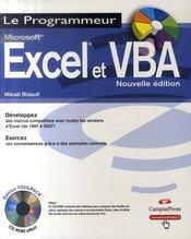Microsoft excel et vba - Intérieur - Format classique