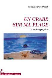 Un crabe sur ma plage - Intérieur - Format classique