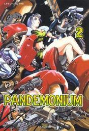 Pandemonium T.2 - Intérieur - Format classique