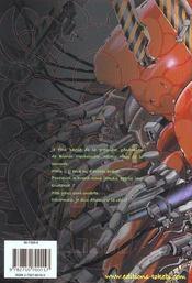 Pandemonium T.2 - 4ème de couverture - Format classique