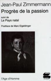 Progres De La Passion Poche Suisse 170 - Couverture - Format classique