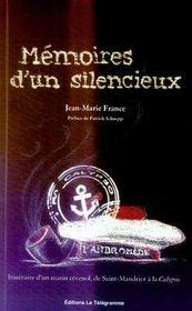 Mémoires d'un silencieux - Intérieur - Format classique