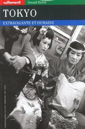 Monde T.118 ; Tokyo Extravagante Et Humaine - Intérieur - Format classique