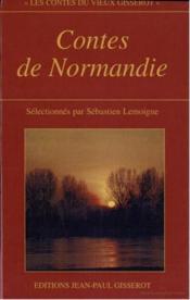 Les Contes De Normandie - Couverture - Format classique